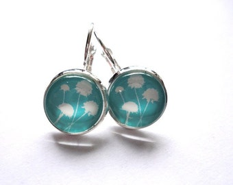 Earrings Dandelion
