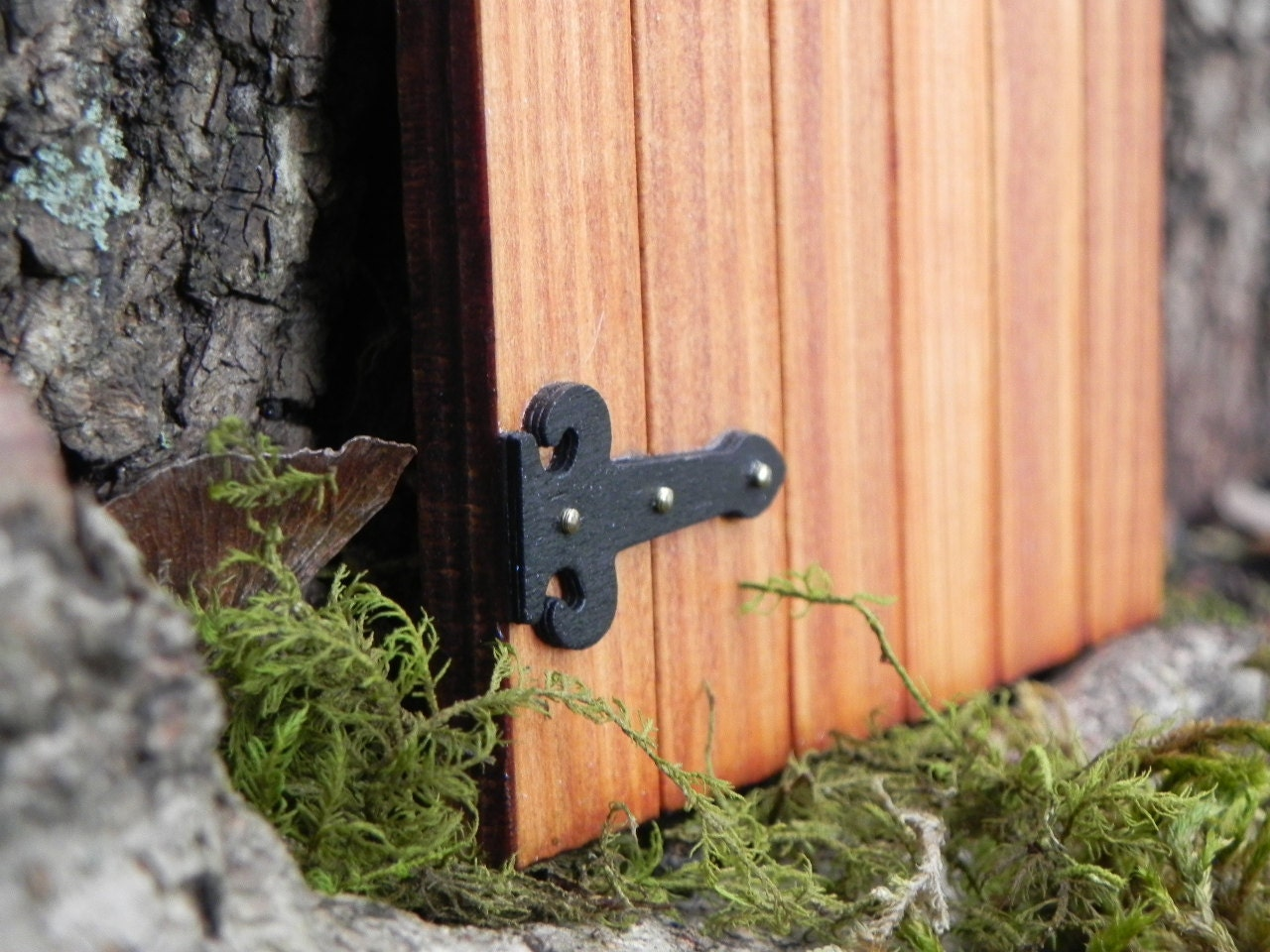 Fairy Door Fairy Garden Miniature Wood Believe