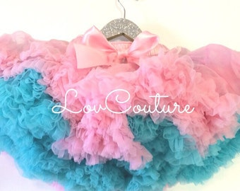 Deluxe Over the Top Full and Fluffy Chiffon Pettiskirt