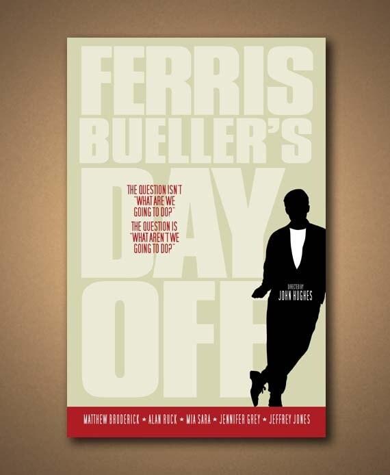 Ferris Bueller Quote: FERRIS BUELLER'S Day Off: What Aren't We By ManCaveSportsSigns