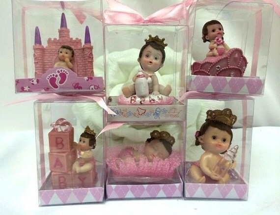 10 assorted princess baby shower favors or princess birthday favors