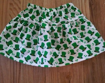St. Patty's Day skirt