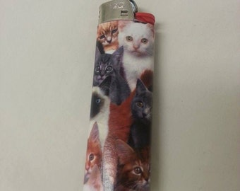 Kitten Lighter