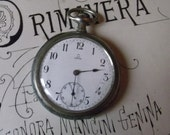 RESERVED FOR GEORGI | 1908 Antique Men's Omega pocket watch
