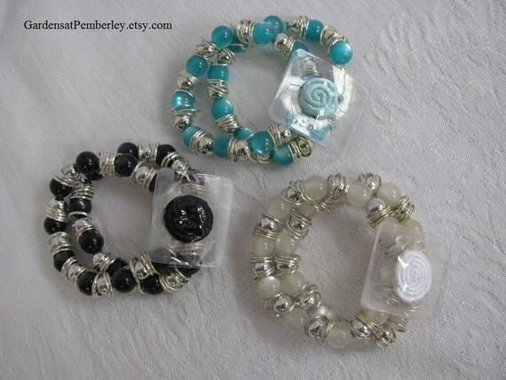 similar to fitz design corsage bracelet for diy weddings baby showers