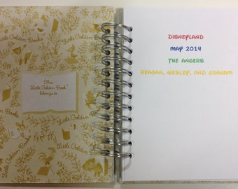 Add on Custom Cover Page for Repurposed Book