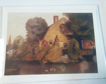 The Old Homestead - Notecards and Prints