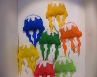 Catnip jellyfish