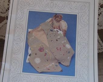 Cross stitch vest pattern