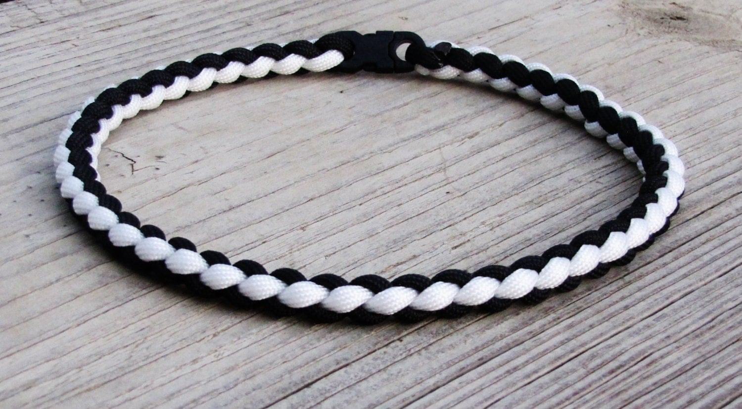 braided paracord sports necklace or by
