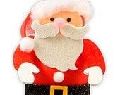 Santa Foamies Marshamallow Clay Modeling Kit - Makes 1 Santa (dar1064087d) - CraftedGift