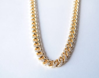 Miami Cuban Link Hand Set