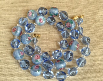 60s Murano beads necklace