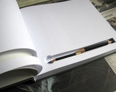 GreyDay note book/ diary with pencils inside