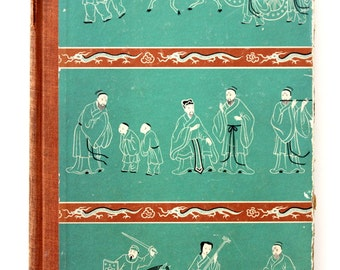The Wisdom of CONFUCIUS, 1943 Book, Chinese Philosopher - Life, Harmony, Ethics, Politics, Aphorisms, On Education, Music, Mencius