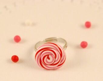 lollipop ring - food jewelry