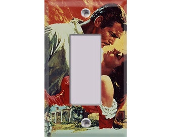 Gone With the Wind - Rhett & Scarlett Rocker/GFI Cover