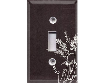 Nature Lover Collection - Branches Light Switch Cover