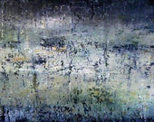Extra Large Abstract Painting on Canvas, Palette Knife, Heavy Texture, Original Painting