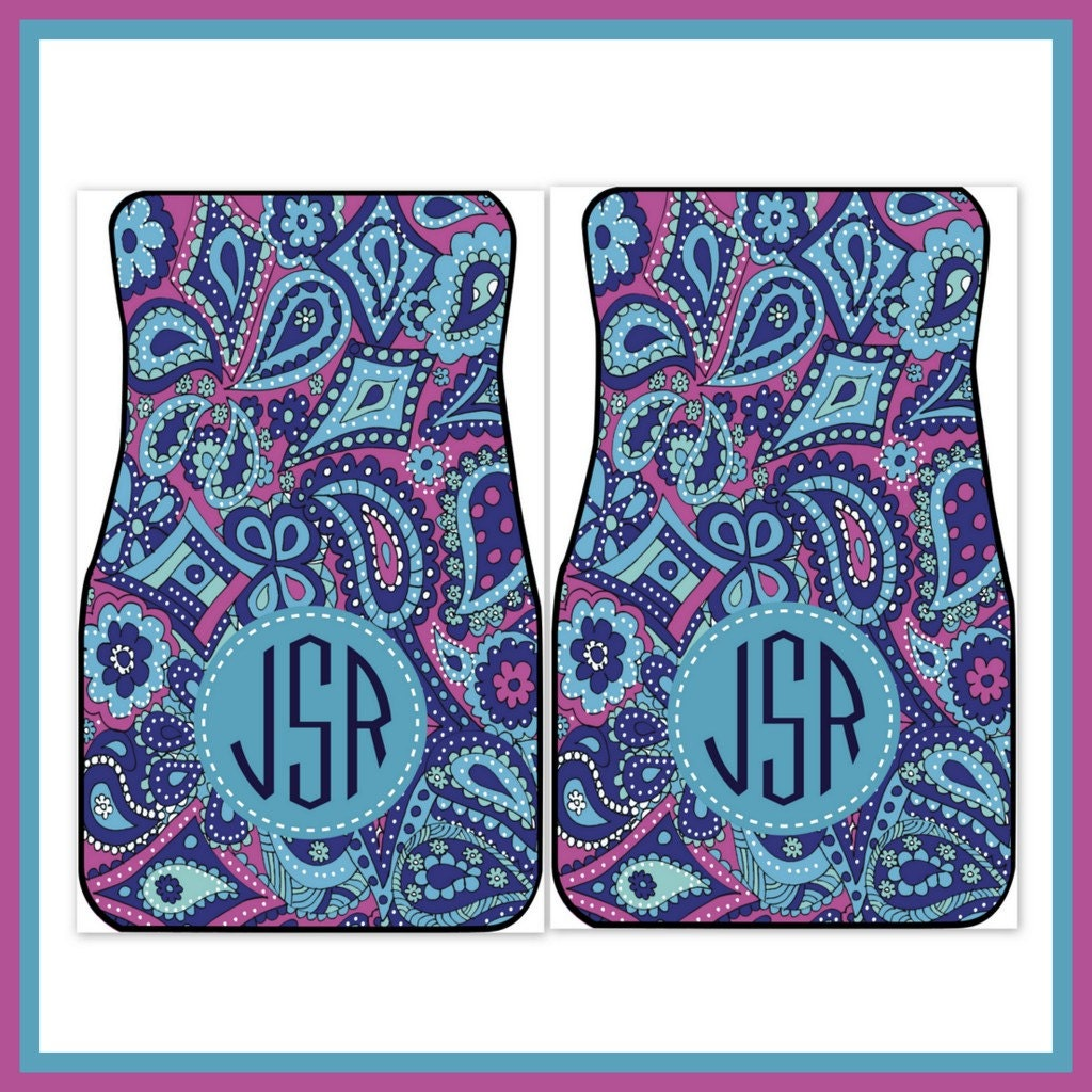 Car Mats Monogrammed Personalized Car Mats Custom By