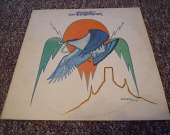 Eagles On the Border Vinyl Record LP