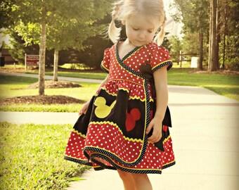 Bubblegum Swing Dress Add-on PDF Pattern