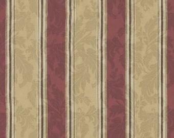 Wavely Capulet Stripe 1 yard + 1 piece