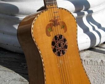 Harry Eibert Baroque Guitar