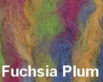 N.Y. Yarn  - Misty -  Fuchia Plum