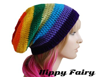 LONG BEANIE, Vegan pride Festival clothing