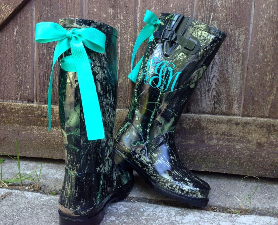 Cool Camo Rain Boots For Women Camo Rain Boots Women