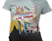 Popular Items For Las Vegas T Shirt On Etsy