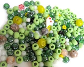 Bag Of Beads - Handmade Beads