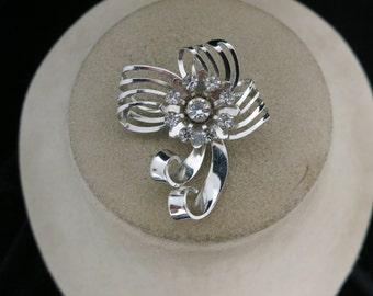 Vintage Rhinestone Pin/Pendant