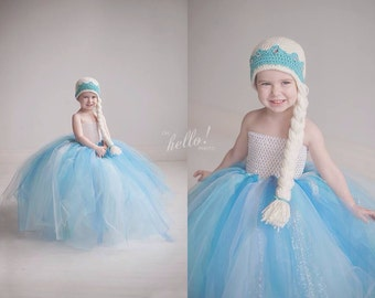 Elsa inspired hat - frozen - queen elsa - all sizes available - princess hat