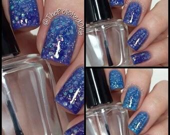 Blue Moon- Thermal Color Change Polish