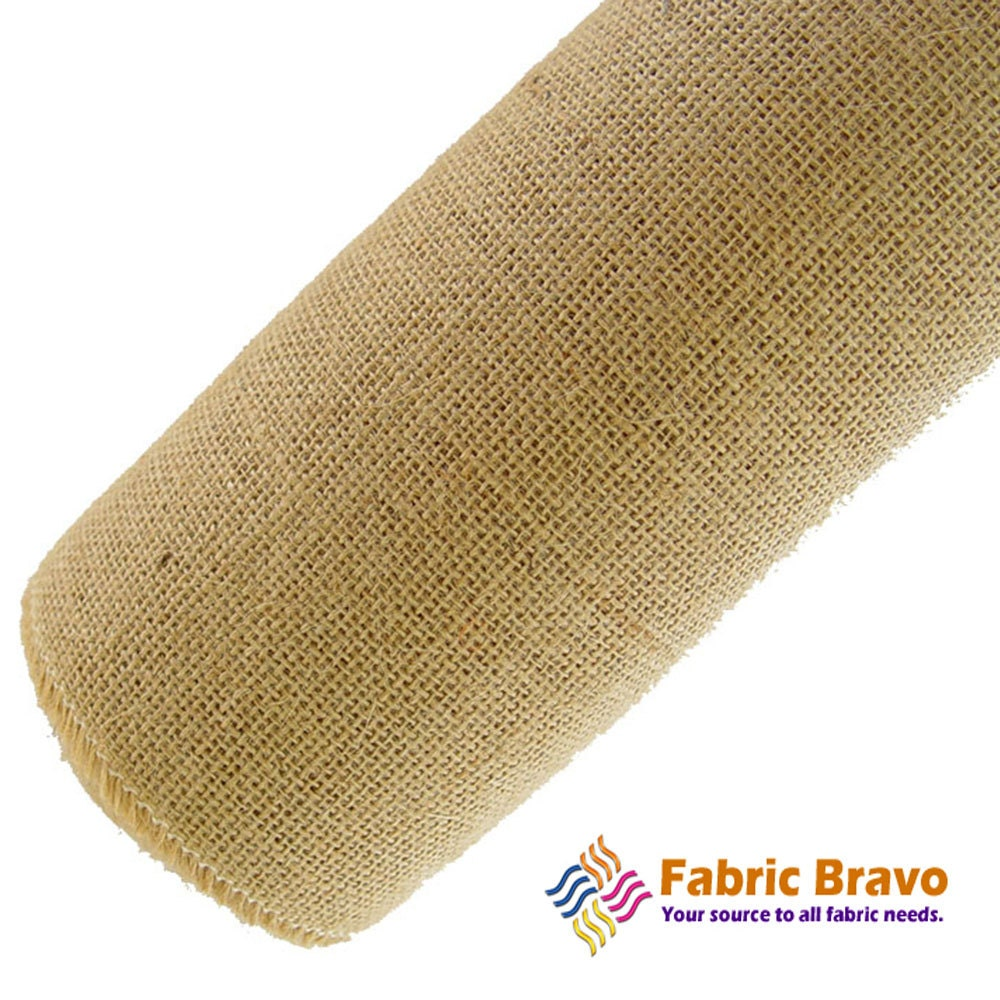 Natural burlap fabric 60 wide and sold by the yard and for 60 burlap