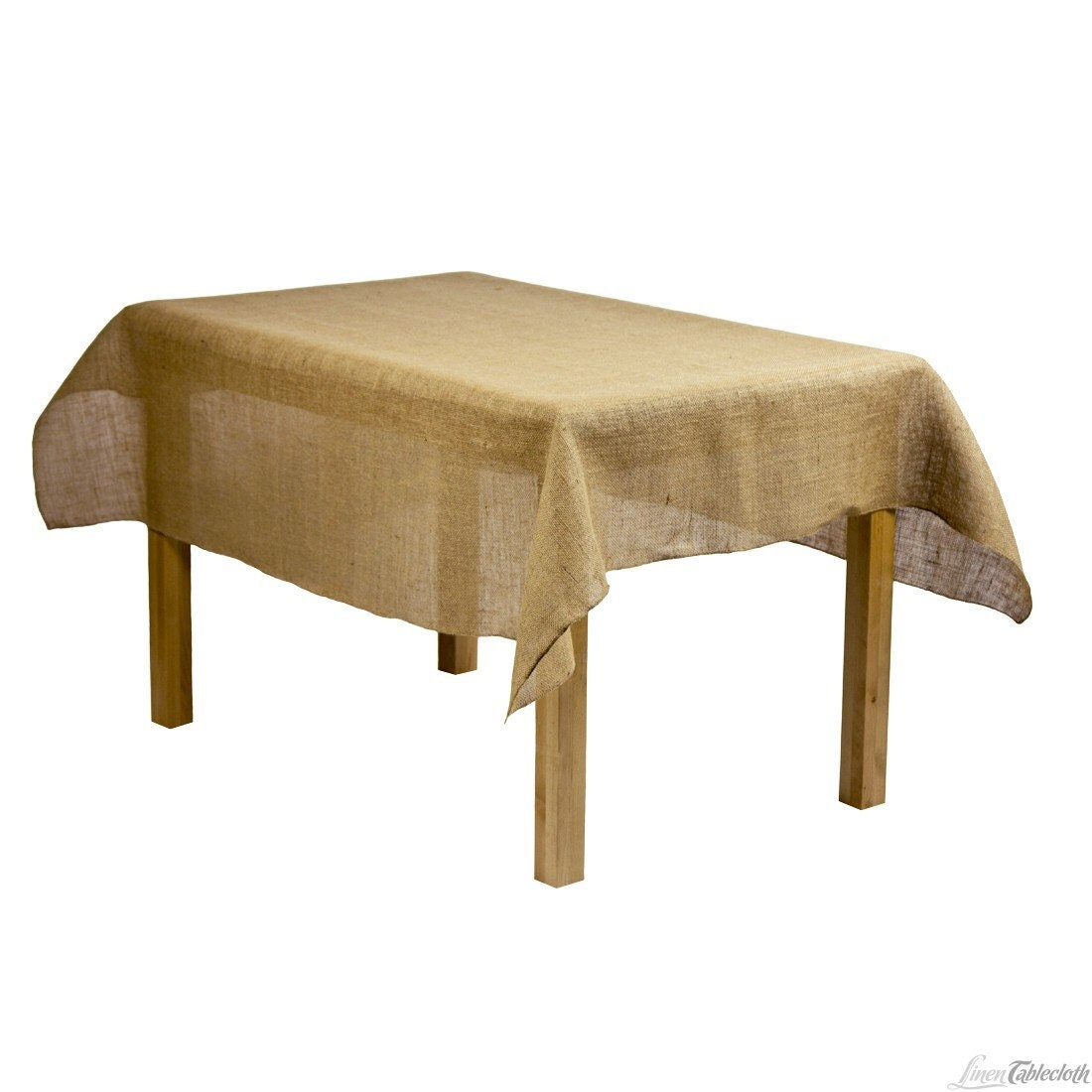 60x102 burlap tablecloth great to fit a 6ft rectangle for 60 burlap