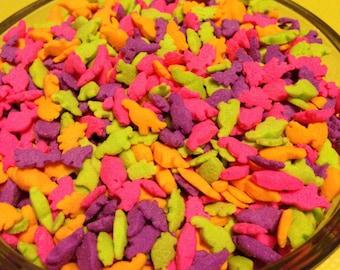 Mini Dinosaur Sprinkles 2 oz jar