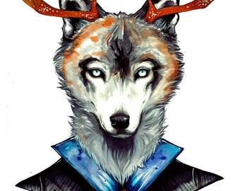 City Wolf -Original-