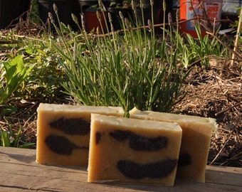 Stress Bars - Lavender scented - organic ingredients