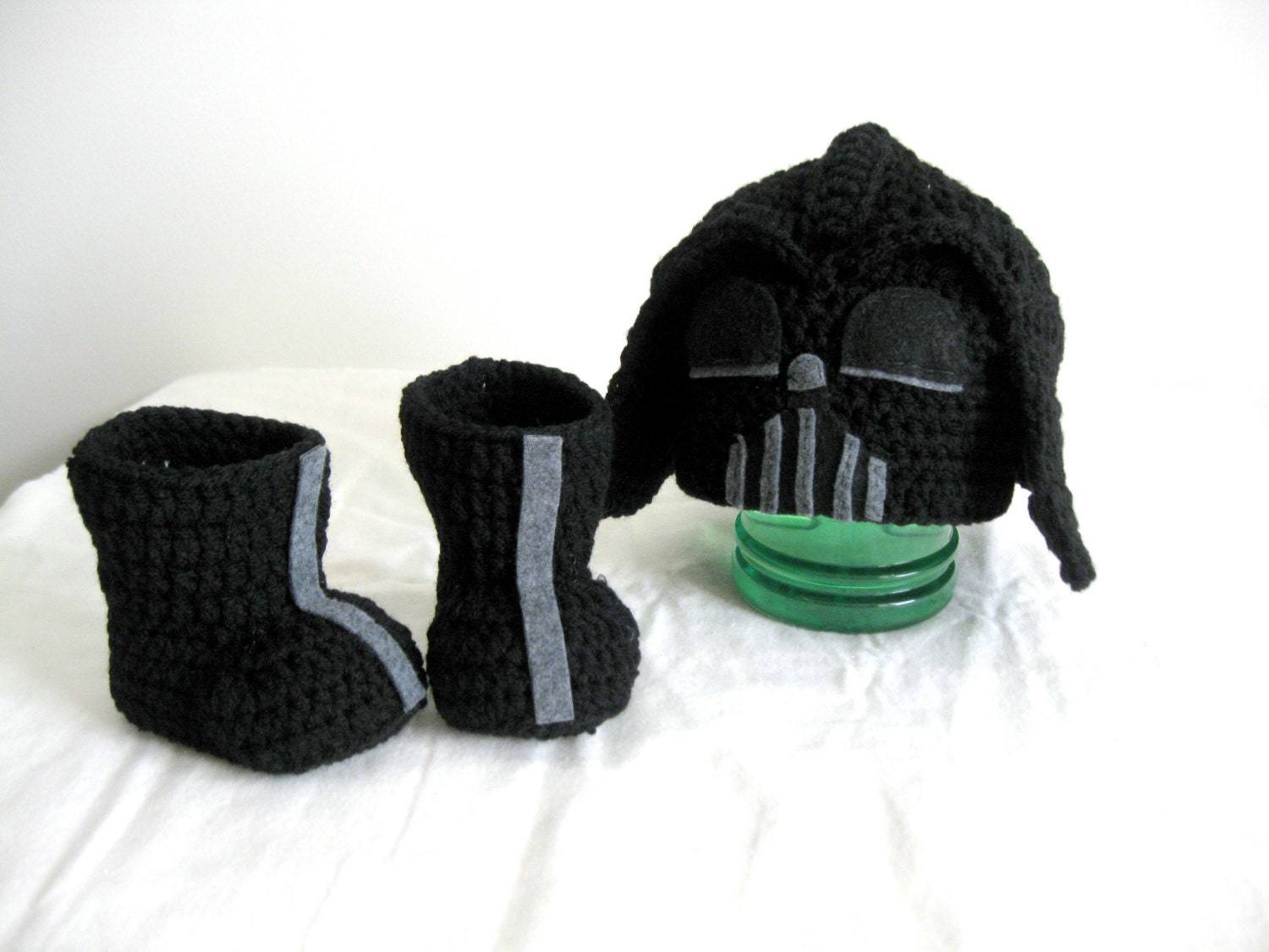 Crochet Pattern Darth Vader Hat ~ Dancox for .