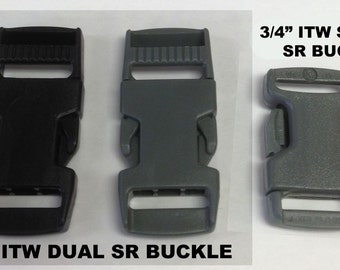 "3/4"" Dual SR Buckle FOLIAGE ONLY"