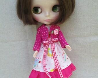SALE - Dress set for Blythe