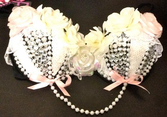 Rose Lolita Rave Bra 34B