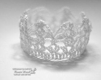 crochet crown photo props