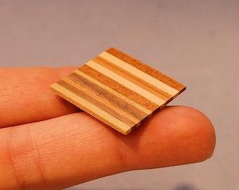 1 inch scale miniature-Cutting board