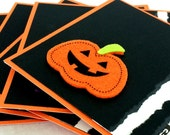 Trick or Treat Cards (Blank, set of 5, with envelopes)