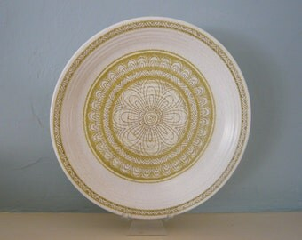 Franciscan Earthenware Hacienda Salad Plate or Luncheon Plate