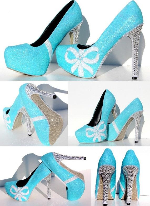 Super cute Aqua blue heels!! Aqua blue heels. Have been